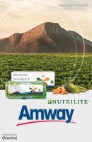 Ofertas de Amway, Nutrilite Amway Octubre
