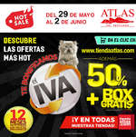 Ofertas de Atlas Del Descanso, Hot sale