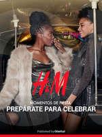 Ofertas de H&M, Prepárate Para Celebrar