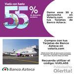 Ofertas de Banco Azteca, Hasta 55% de descuento