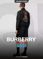 Ofertas de Burberry, SS21 Hombre