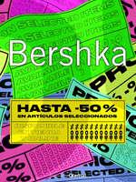 Ofertas de Bershka, Hasta 50% en artículos seleccionados