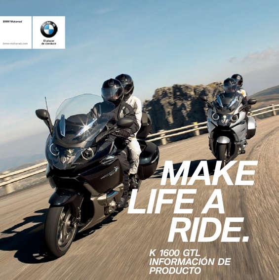 Ofertas de BMW, K1600GTL