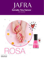 Ofertas de Jafra, Esmalte Tiny Dancer