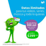 Ofertas de Movistar, Plan Ilimitado