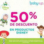 Ofertas de Baby Up, Descuento En Productos Disney