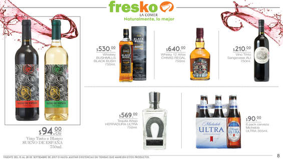 Ofertas de Fresko, Fresko Naturalmente, Lo mejor