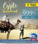 Ofertas de RS Viajes, Egipto Sensacional
