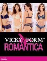 Ofertas de Vicky Form, Vicky Form Invierno Romántica