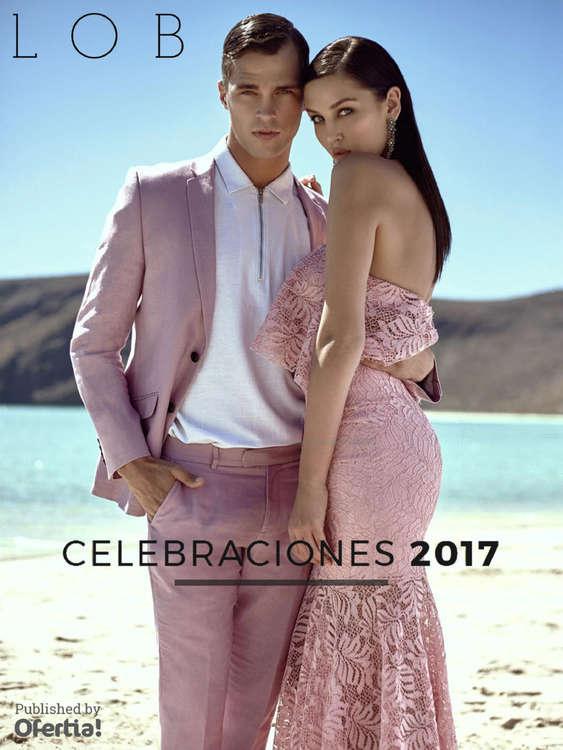 Ofertas de LOB, Colección Celebraciones 2017