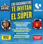 Ofertas de Soriana Mercado, Los cacahuates te invitan el súper
