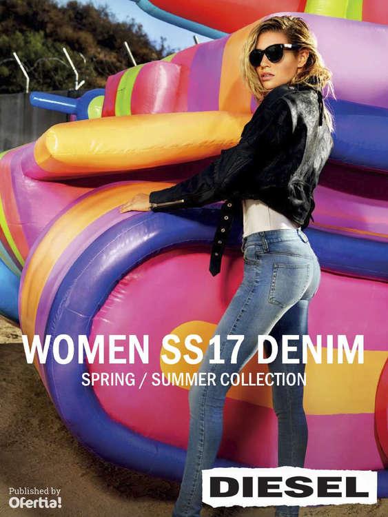 Ofertas de Diesel, Women SS17