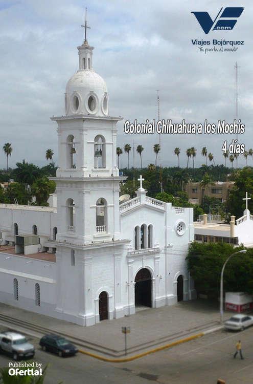 Ofertas de Viajes Bojorquez, Los Mochis