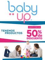 Ofertas de Baby Up, Rebajas hasta 50%