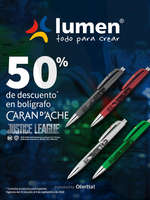 Ofertas de Lumen, 50% de descuento Caran D'Ache