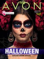 Ofertas de Avon, Halloween Catálogo edición especial
