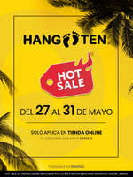 Ofertas de Hang Ten, Hot Sale Hang Ten