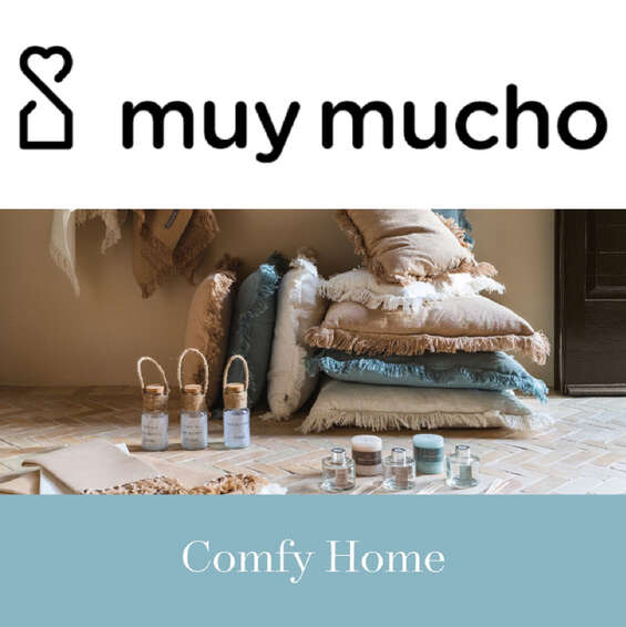 Ofertas de Muy Mucho, Comfy home