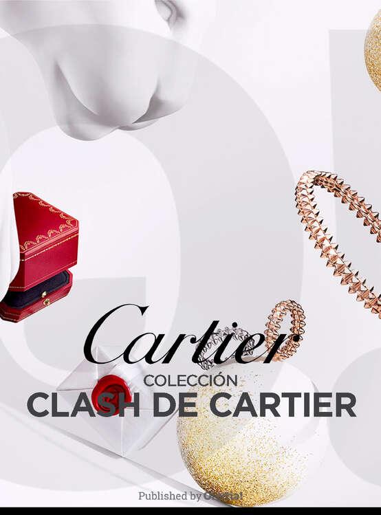 Ofertas de Cartier, Clash de Cartier