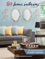 Ofertas de Home Interiors, Un mundo de ideas, un hogar cautivador