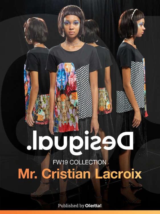 Ofertas de Desigual, Desigual Mr. Cristian Lacoroix