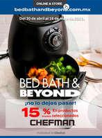 Ofertas de Bed Bath & Beyond, Cheffman