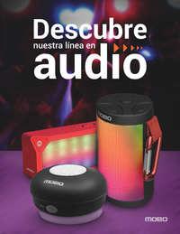 Descubre nuestra línea en audio