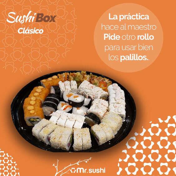 Ofertas de Mr. Sushi, Sushi Box