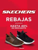 Ofertas de Skechers, Rebajas hasta 40% de descuento
