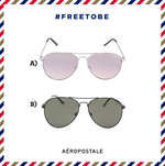 Ofertas de Aeropostale, Free to Be