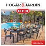Ofertas de H-E-B, Hogar & Jardín primavera verano 2019