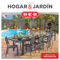 Hogar & Jardín primavera verano 2019