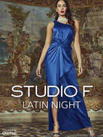 Ofertas de Studio F, Latin Night