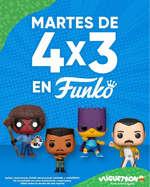 Ofertas de Juguetrón, Funkos al 4x3