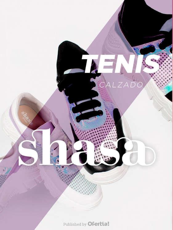 Ofertas de Shasa, Tenis