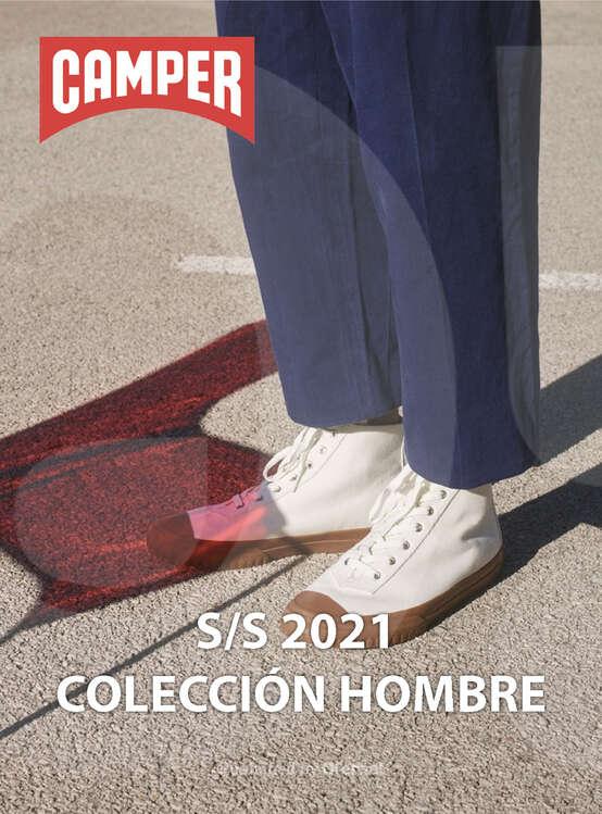 Ofertas de Camper, Colección Hombre SS